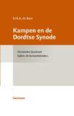 De Boer - Kampen en de Dordtse synode
